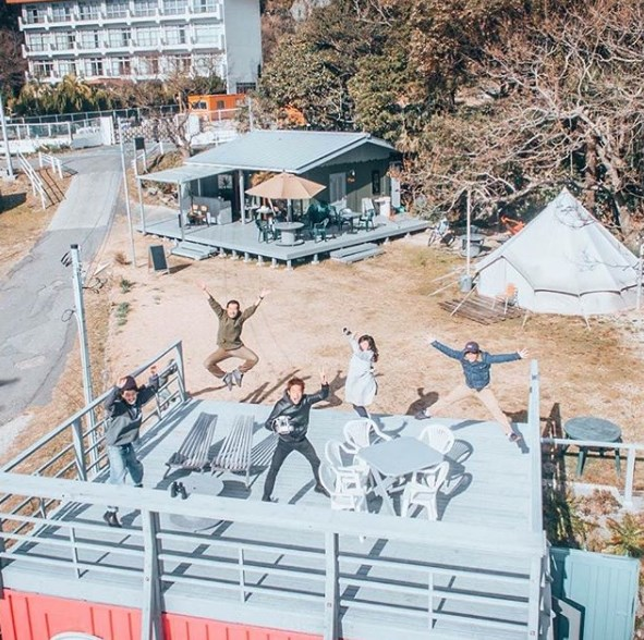 【愛知県西尾市】海の見えるキャンプ場『goofy』