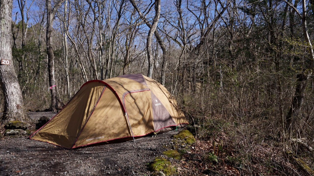 【自然豊か|富士市】『丸火自然公園グリーンキャンプ場』攻略ガイド(駐車場・トイレ)