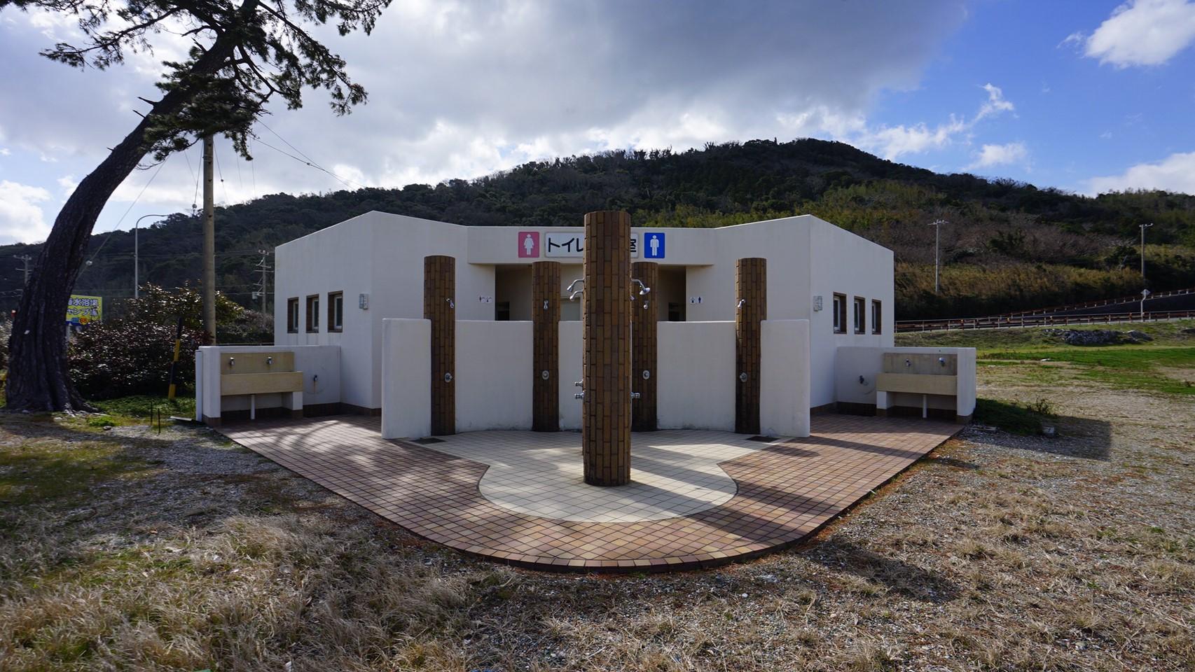 【愛知県田原市】『仁崎キャンプ場』の情報まとめ(駐車場・トイレ)
