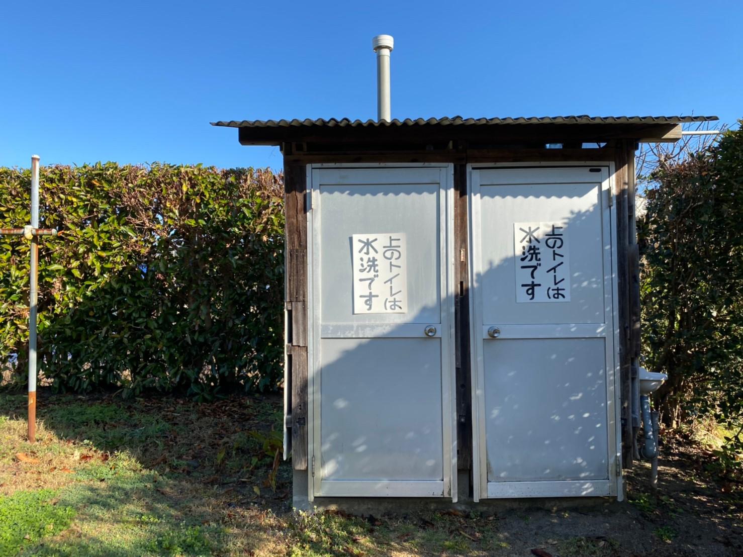 【緑と海に囲まれる!愛知県】『中日小野浦キャンプバンガロー村』の情報まとめ(駐車場・トイレ)