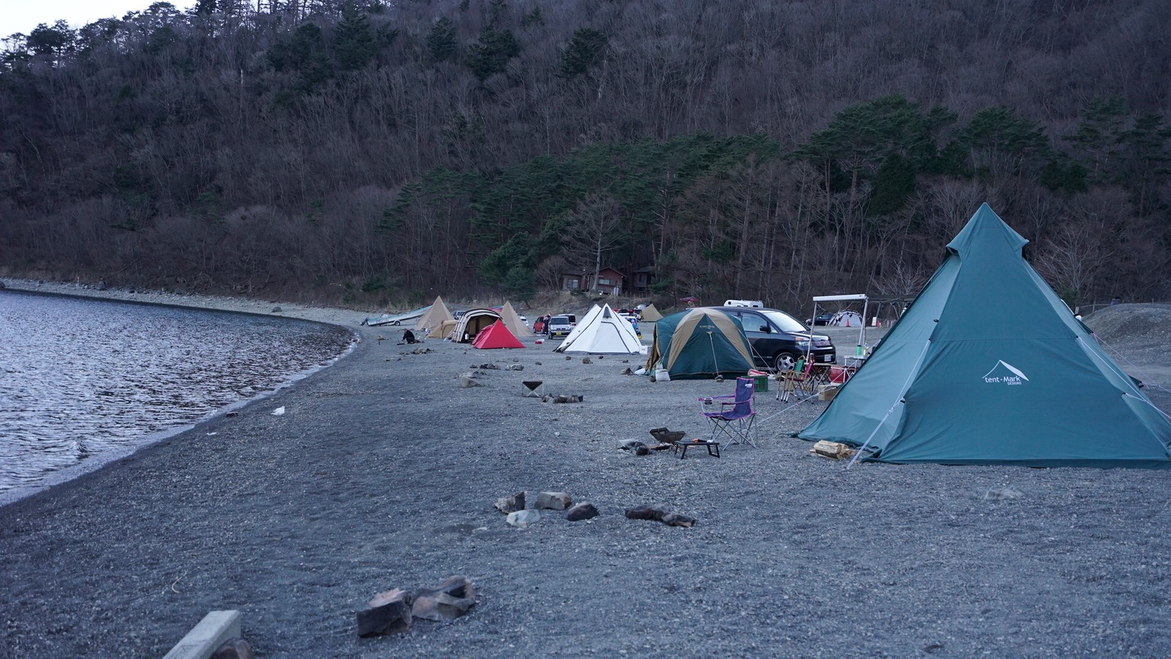 【大人気!ゆるキャン△整地】『浩庵キャンプ場』攻略ガイド(駐車場・トイレ)