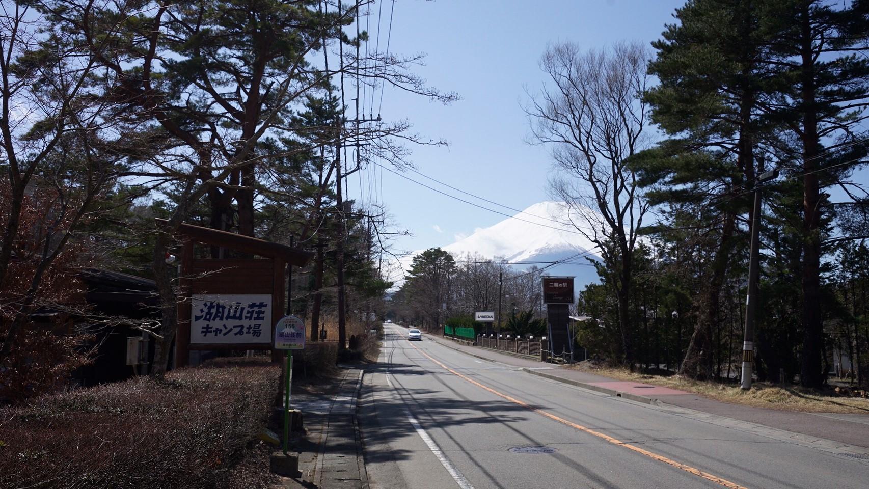 【山中湖畔から富士を眺める|山中湖村】『湖山荘キャンプ場』攻略ガイド(駐車場・トイレ)