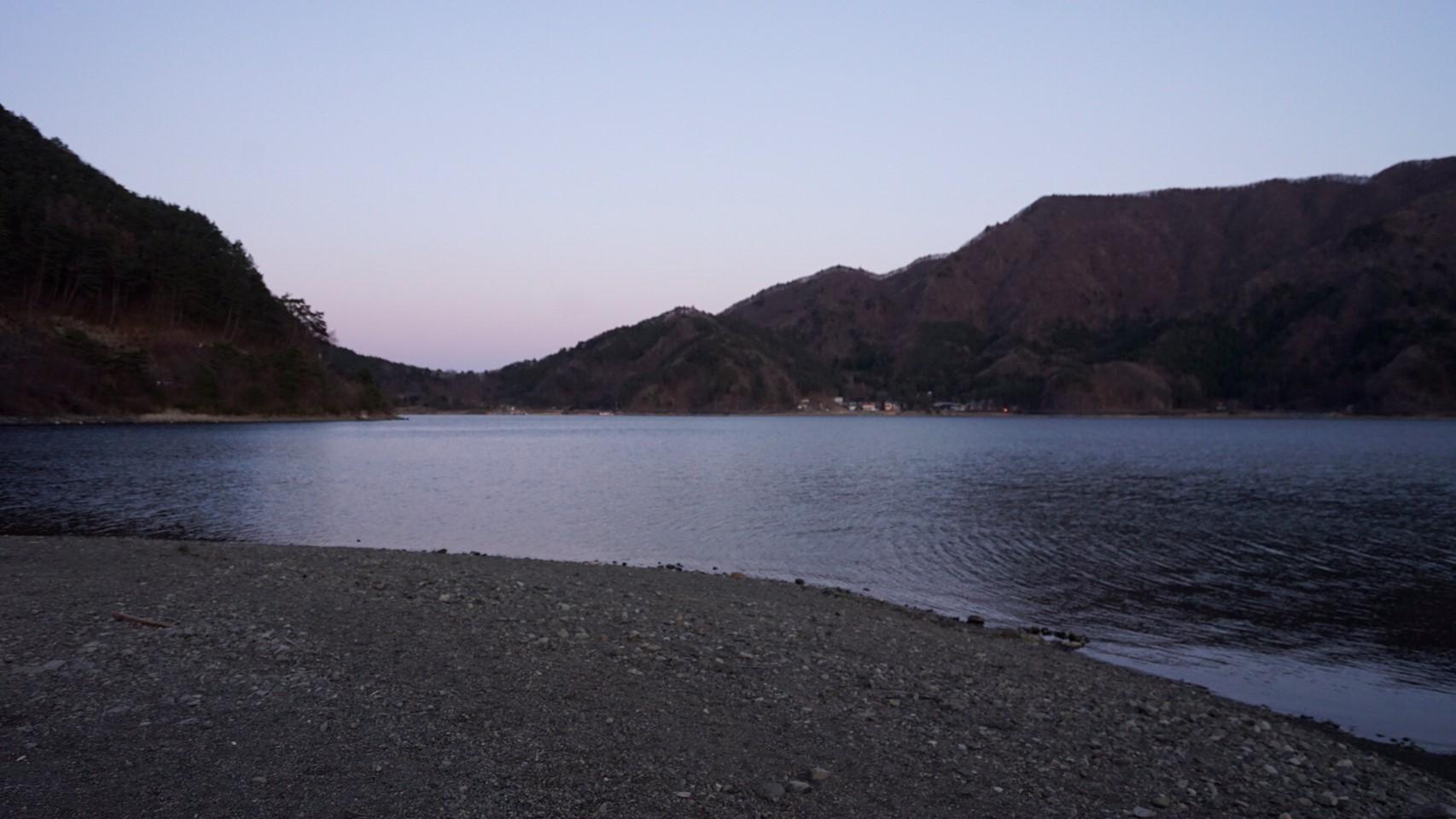 【西湖ほとり|富士河口湖町】『福住オートキャンプ場』攻略ガイド(駐車場・トイレ)