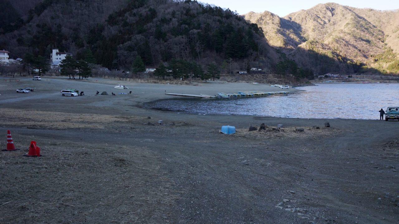 【精進湖ほとり|富士河口湖町】『精進湖キャンピングコテージ』攻略ガイド(駐車場・トイレ)