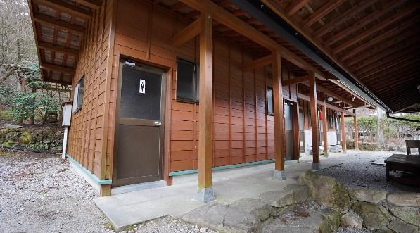 【愛知県】『設楽オートキャンプ場』の体験ガイド(トイレ・スーパー・トレーラーハウス)