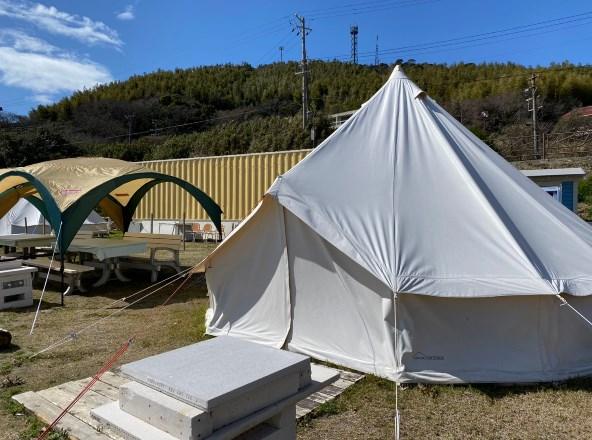 【愛知の海が見えるグランピング♪】『MOON』のキャンプ場情報まとめ