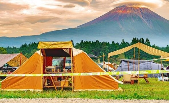 【富士山のふもと!富士宮市】『ふもとっぱら』キャンプ場情報ガイド