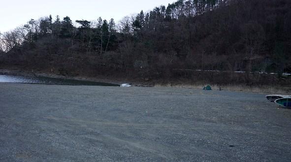 【トイレ以外清々しいほど何もない!】『精進湖自由キャンプ場』攻略ガイド