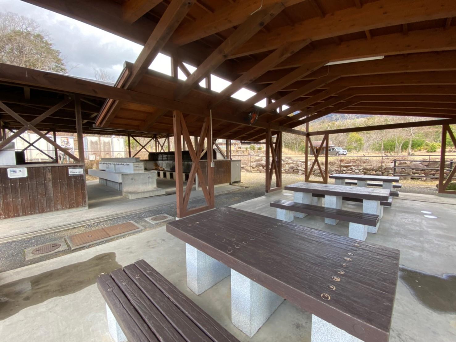 【三重県】『石水渓キャンプ場』