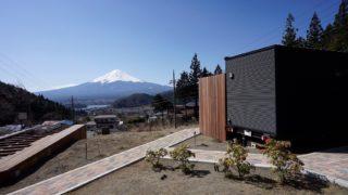 【富士山・河口湖を眺める|富士河口湖町】『Dot Glamping』攻略ガイド(駐車場・トイレ)